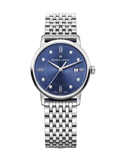 c3deccbc8 Dámské hodinky Maurie Lacroix Eliros s diamanty   15. 02. 2018