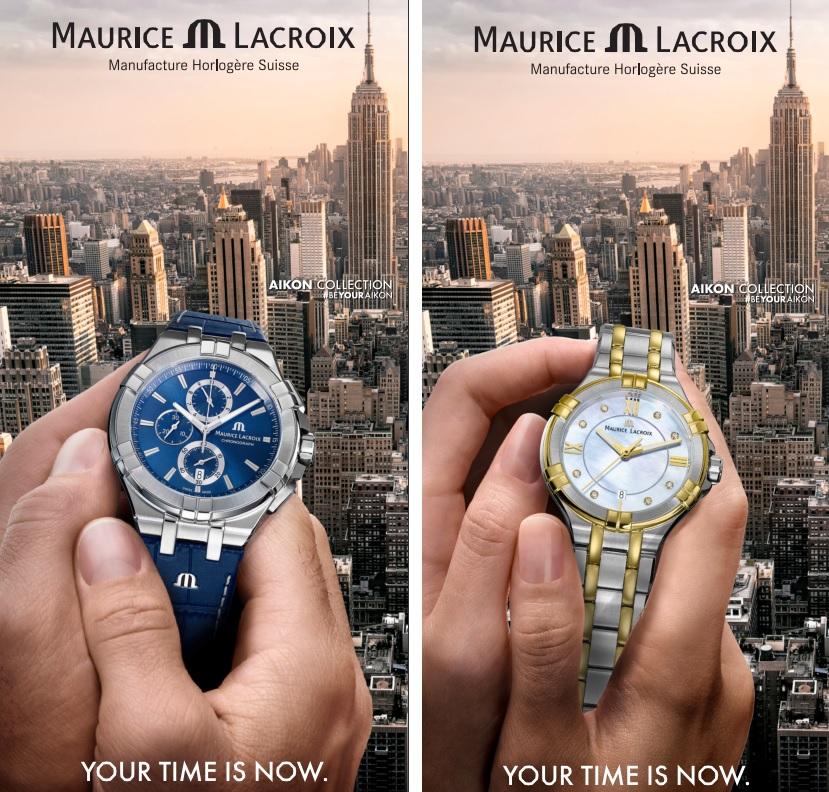 57b6e8f97 City campaign Maurice Lacroix